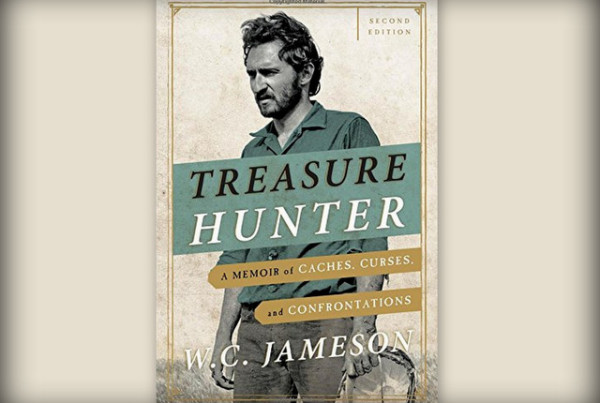 Veteran Treasure Hunter Shares His Secret in Latest Book