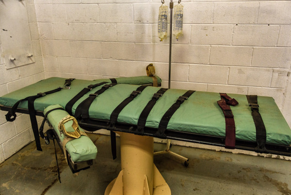 Texas Court Stays Execution, Citing Inmate's Possible Intellectual Disability
