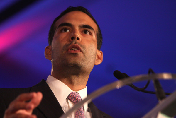 Report: George P. Bush Has Been Gone From Work Nearly Half the Time