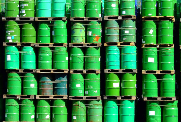Oil Prices Slide Further, Hitting Four-Year Low
