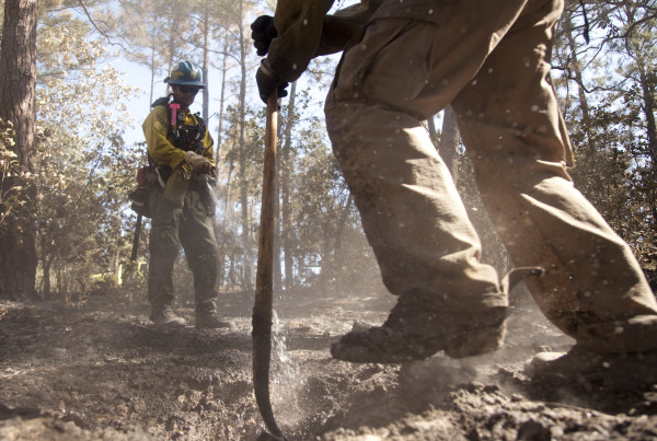 The Human Stories Behind the Labor Day Wildfires