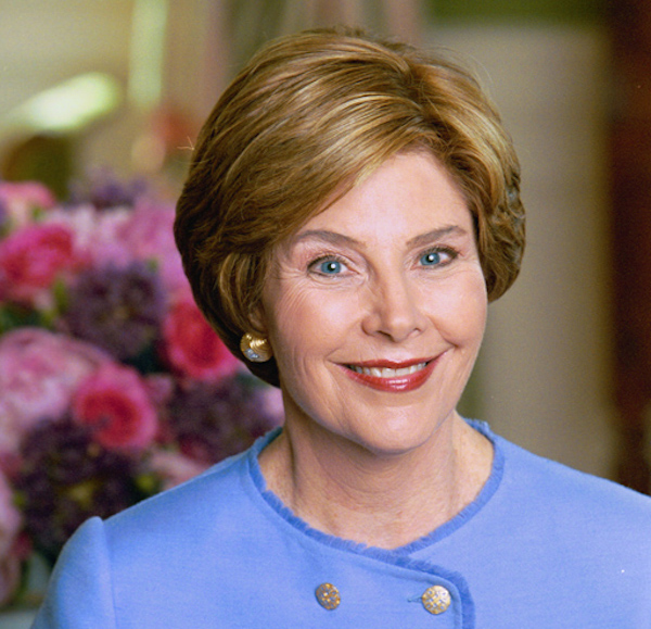 Image result for laura bush photo