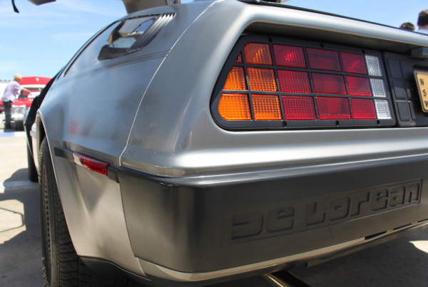 Back to the Future of the DeLorean's Texas Past
