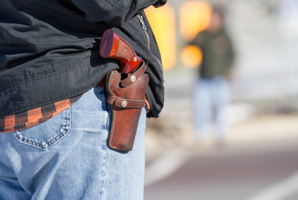 Does A Disaster Declaration Mean Texans Can Openly Carry Guns?