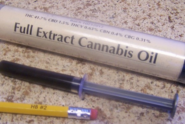 Texas OKs Cannabis Oil for Epilepsy, But is Medical Pot Still a Pipe Dream?