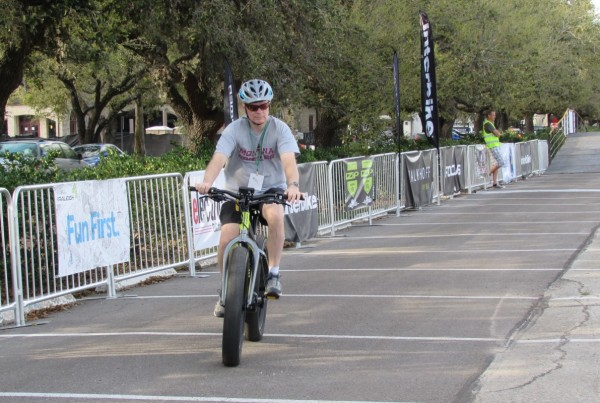 Cycling Advocates Say Electric Bikes Could Change The Way People Get Around Houston