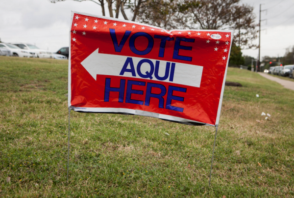 Texans Are Casting Their Ballots, But Have Four Undecided Voters Made Their Decision?