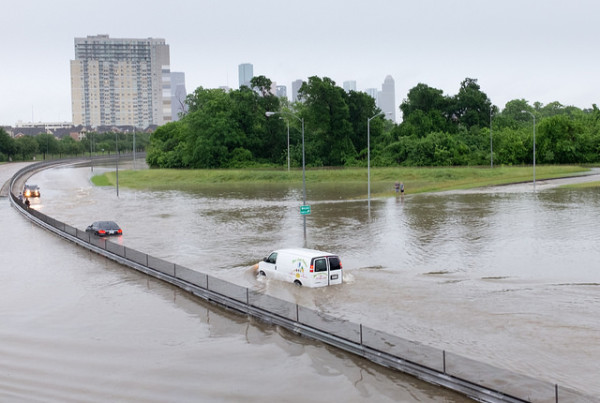 Can Houston's Flooding be Minimized?
