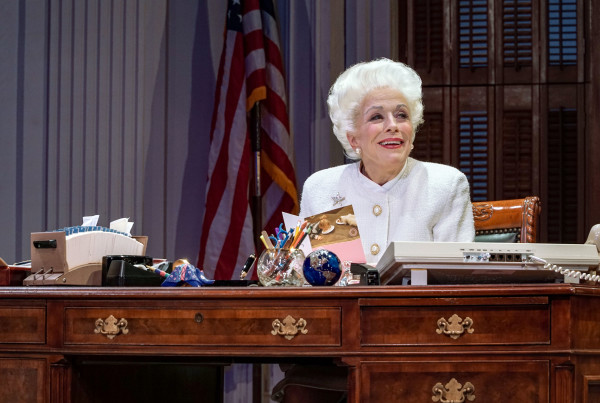 This Actor Says Playing Ann Richards is the Greatest Thing She's Ever Done