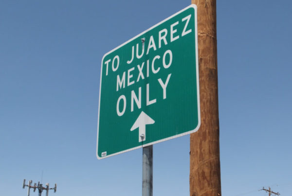 Why People are Making the Daily Trek from Juarez to El Paso and Back Again