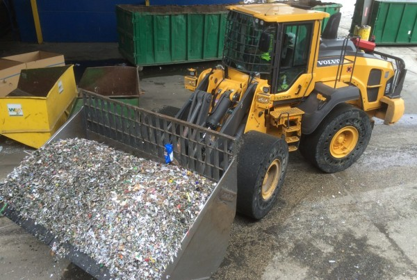 There's A Demand For Recycled Glass, So Why Is Houston Ending Pickup Service?