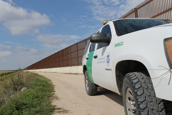 A Mexican Citizen Had Papers Allowing Him To Be In The US. A Border Patrol Agent Detained Him Anyway.