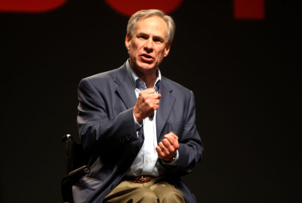 Why Is Greg Abbott So Quiet? Republicans Want The Governor To Take A Side, As Long As It's Theirs.