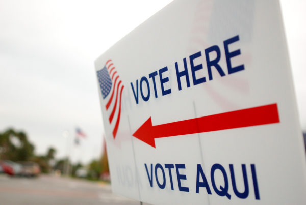 On Election Day, Voter Turnout Will Likely Be Low