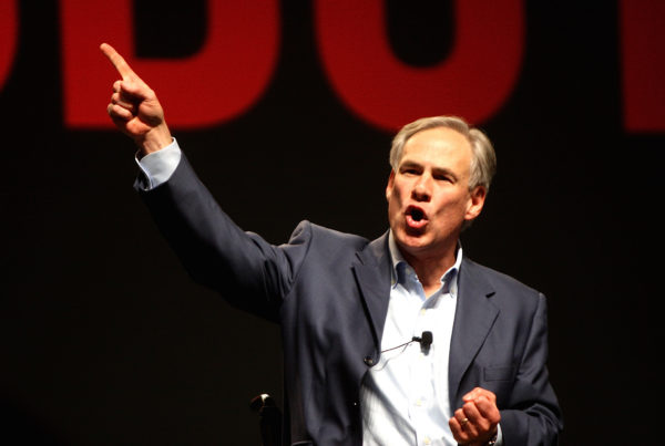 Greg Abbott Points to Ohio Stabbings to Caution Against Refugee Resettlement