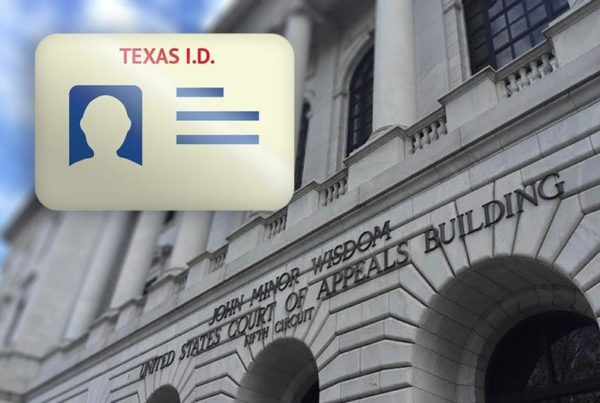 Texas Adjusts Rules for Special Election After Federal Court Rejects Voter ID Law