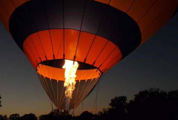 Lockhart Hot Air Balloon Crash Worst in U.S. History
