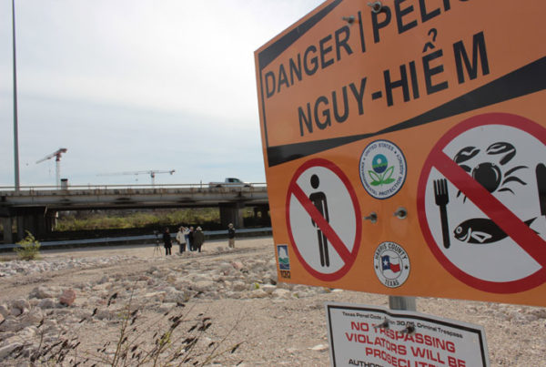 EPA to Decide if Tons of Toxic Sludge Will Remain in San Jacinto River