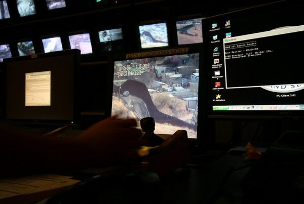 In West Texas, Border Surveillance is a Way of Life