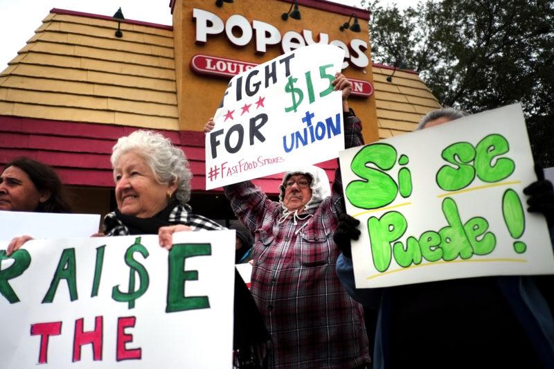 Business Groups Push Back Against $15 Minimum Wage Bill