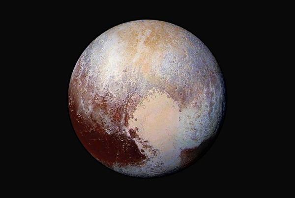 Remember Pluto? Well, It Might Be a Planet After All
