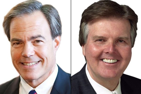Did Joe Straus Roll Dan Patrick?
