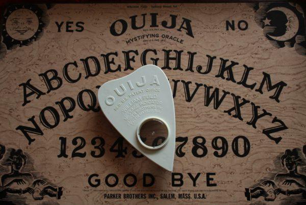 The Spooky Beginnings of the Ouija Board