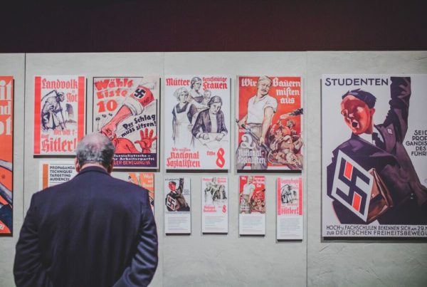 Museum Exhibits Nazi Propaganda and Texas Media During WWII