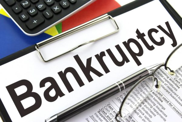 Why Are More Texas Companies Filing for Bankruptcy?