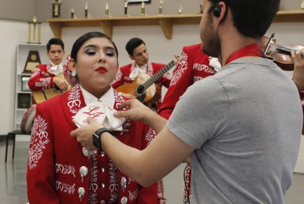 High School Mariachi Group Celebrates 35 Years of Changing Lives