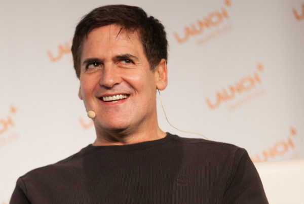 Could Mark Cuban Become The Next Billionaire President?