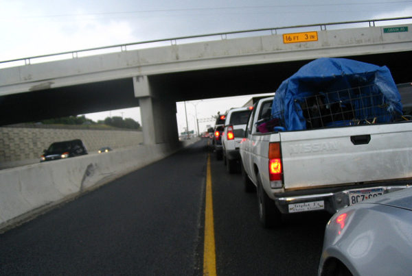 South Texans Brace For Weekend I-35 Closure
