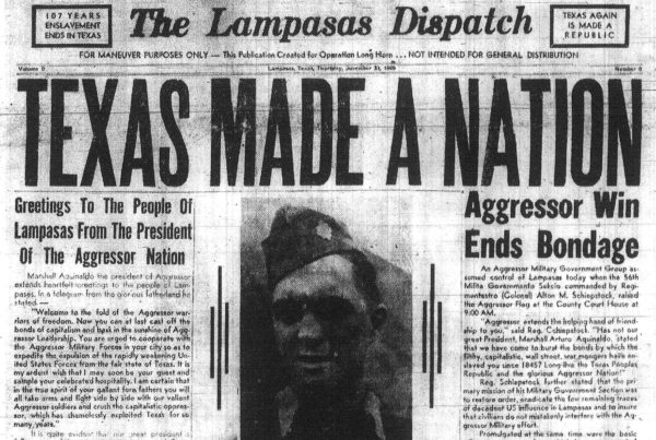 How One Texas Town Fell To Communist Rule In The 1950s