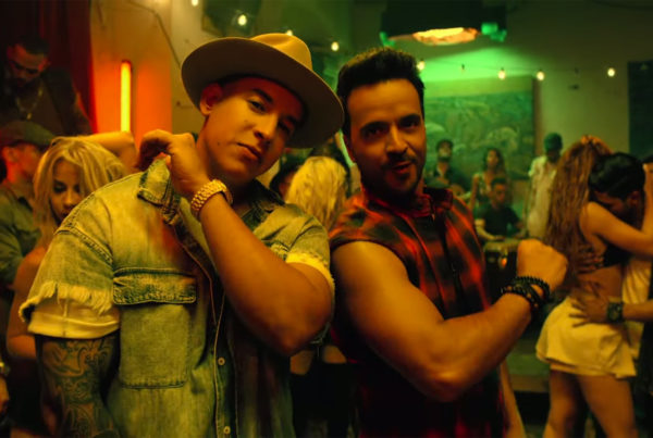 'Despacito' Is The Sizzling Song Taking the English Language Charts By Storm