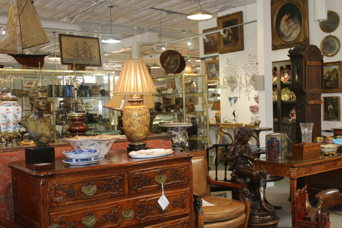 Are Millennials Behind Price Drop in Houston Antiques? - Are Millennials Behind Price Drop In Houston Antiques? Texas Standard