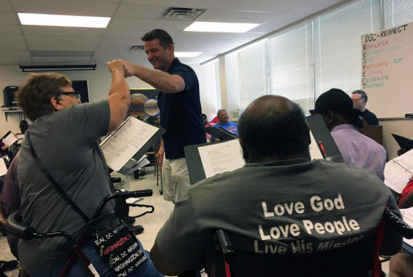 For Members Of Homeless Choir In Dallas, Trip To NYC Meant Not Feeling Invisible