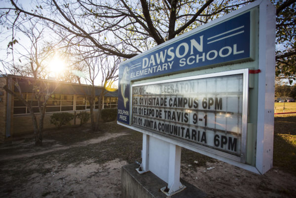 Will Austin's School District Lose $530 Million To The Robin Hood System?