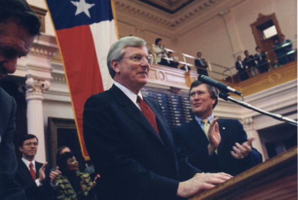 Remembering Mark White, Former Texas Governor and Education Reformer