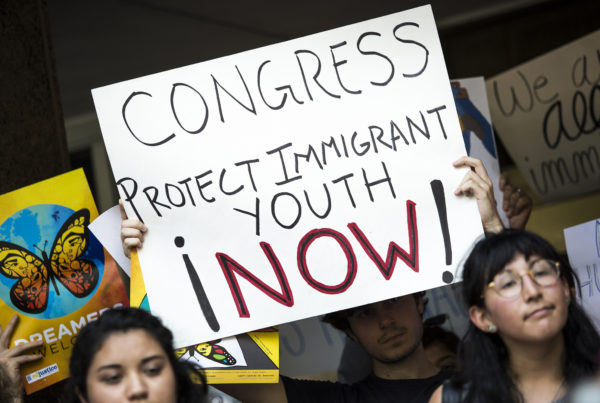 Can Congress Find A DACA Compromise That Suits Democrats, Republicans…And Republicans?