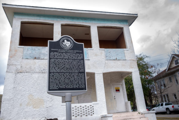 Historic Houston LULAC Building Gains Historic Designation