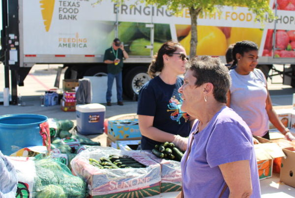 VA Offers Onsite Food Banks, Hunger Screenings For Vets