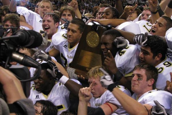 The Story Of An Unlikely Abilene High Football Championship Becomes A Movie