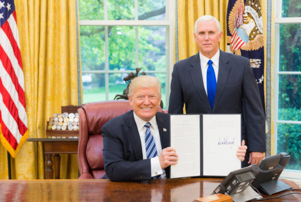 What's In President Trump's Family Separation Executive Order?