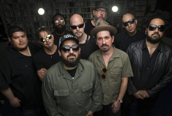 Laredo-Born Brownout Celebrates Public Enemy On 'Fear of a Brown Planet'