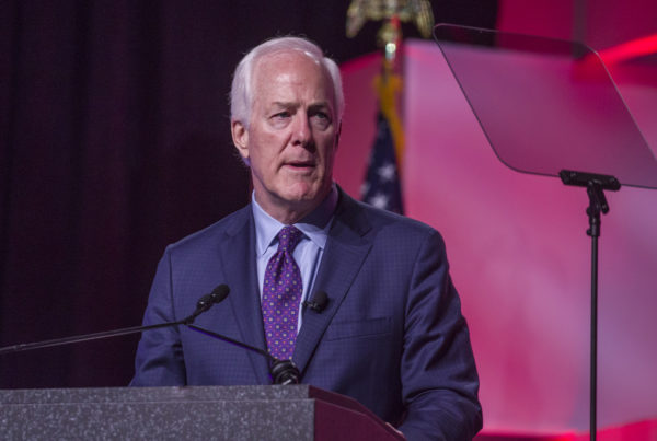 News Roundup: John Cornyn Wants To Know How Big The Nationwide Rape Kit Backlog Is