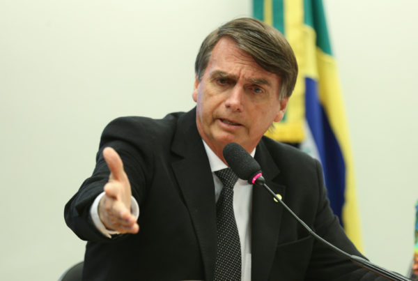 Why A 'Hollowing Out' Of Democracy Could Happen If Brazil Elects Jair Bolsonaro