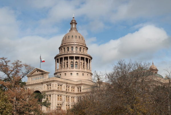 Will Unity Among The State's 'Big Three' Last Beyond Greg Abbott's State Of The State Address?