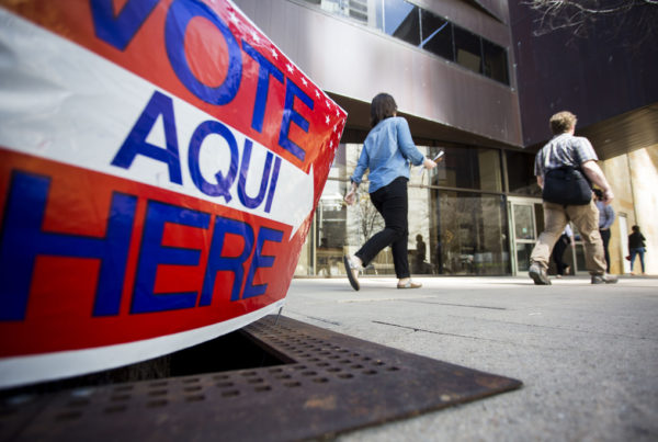 In Upcoming Primaries, Diverse Electorates May Shake Up The Democratic Presidential Race