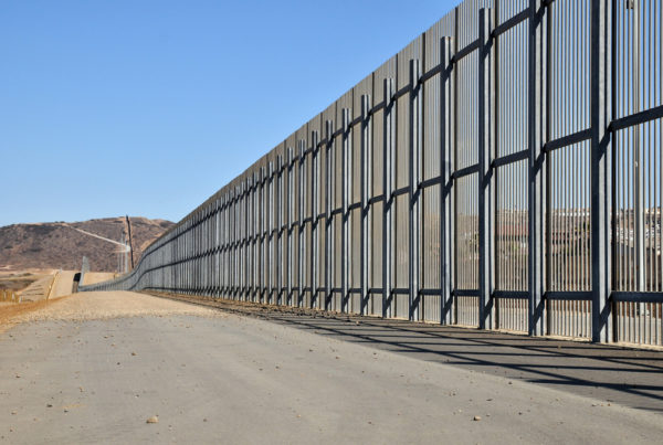 Though A New Funding Request Is Smaller Than Before, Trump Plans To Spend More Than Ever On The Border Wall