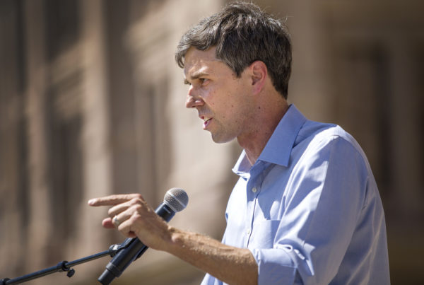 Beto O'Rourke Has Raised An Unprecedented Amount Of Money; Win Or Lose, He Gets To Keep It